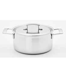 Dutch Oven/Saucepot with Lid 24cm - Industry