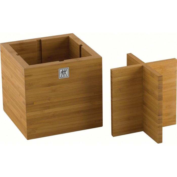bo te de rangement pour ustensiles de cuisine. Black Bedroom Furniture Sets. Home Design Ideas