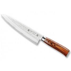"""Chef Tamahagane San Tsubame Wood 20 cm (8"""")"""