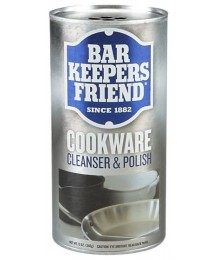Bar Keepers Friend- Cookware Cleanser & Polish
