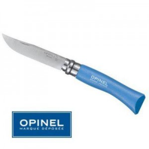 Opinel #7 couleur Azur